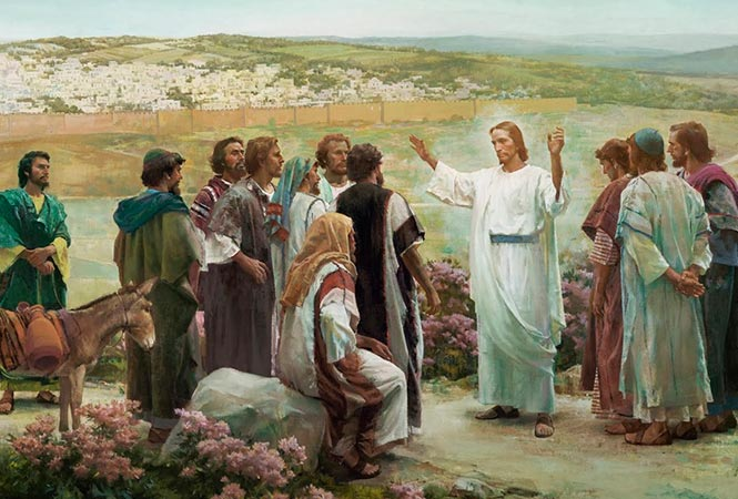 Jesus e seus discípulos - Catedral de Nova Friburgo, uma Igreja de portas abertas